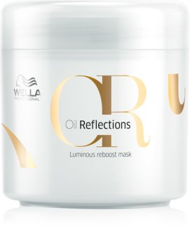Wella Professionals Oil Reflections tápláló maszk a puha és fénylő hajért
