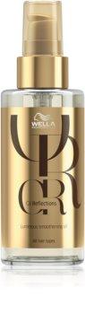 Wella Professionals Oil Reflections изглаждащо олио за блясък и мекота на косата