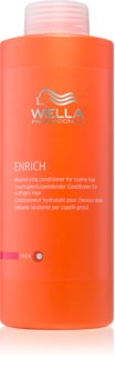 Wella Professionals Enrich Moisturizing Conditioner For Thick, Coarse And Dry Hair