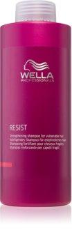 Wella Professionals Resist shampoing pour cheveux affaiblis et stressés