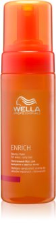 Wella Professionals Enrich Hair Mousse For Wavy Hair