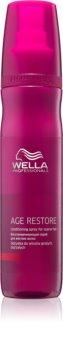 Wella Professionals Age Restore balzam brez spiranja za močne, grobe in suhe lase