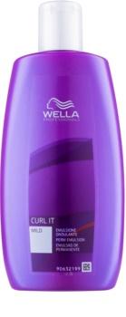 Wella Professionals Curl It Mild dauer a festett és érzékeny hajra