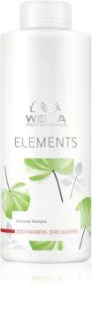 Wella Professionals Elements megújító sampon szulfátmentes