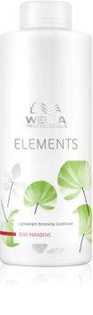 Wella Professionals Elements balsamo rigenerante