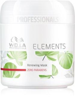 Wella Professionals Elements megújító maszk