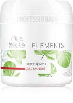 Wella Professionals Elements obnovujúca maska