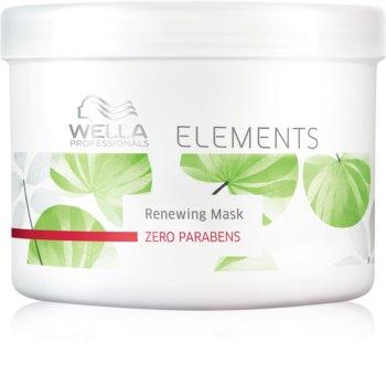Wella Professionals Elements masque rénovateur