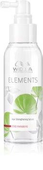 Wella Professionals Elements serum wzmacnijące do włosów