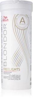 Wella Professionals Blondor изсветляваща пудра за кичури