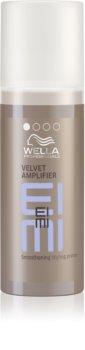 Wella Professionals Eimi Velvet Amplifier trattamento modellante per lisciare i capelli