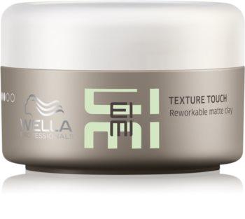 Wella Professionals Eimi Texture Touch stiling ilovica za lase z mat učinkom
