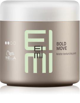 Wella Professionals Eimi Bold Move zmatňujúca pasta pre rozviaty vzhľad