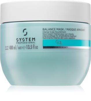 Wella Professionals SP Balance Scalp maska do włosów do suchej i wrażliwej skóry głowy