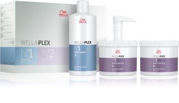 Wella Professionals Wellaplex coffret cosmétique II. (pour cheveux abîmés)