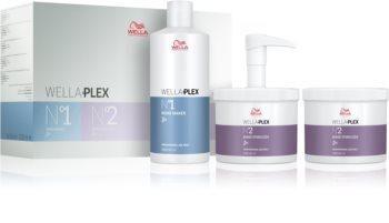 Wella Professionals Wellaplex Cosmetic Set II. (For Damaged Hair) for Women