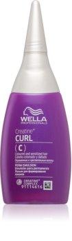 Wella Professionals Curl It permanente pour cheveux colorés et sensibilisés