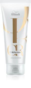 Wella Professionals Oil Reflections après-shampooing lissant pour des cheveux brillants et doux