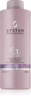 Wella Professionals System Professional  Color Save šampon pro barvené vlasy