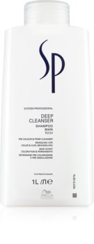 Wella Professionals SP Deep Cleanser shampoing
