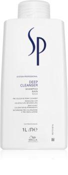 Wella Professionals SP Deep Cleanser шампунь