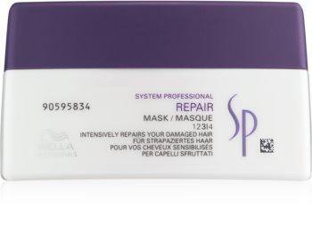 Wella Professionals SP Repair maschera per capelli rovinati, trattati chimicamente