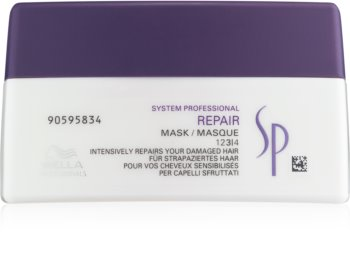 Wella Professionals SP Repair maska pro poškozené, chemicky ošetřené vlasy