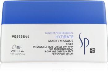 Wella Professionals SP Hydrate máscara para cabelo seco