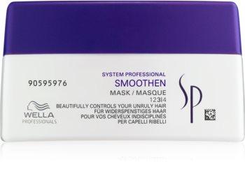 Wella Professionals SP Smoothen maska pre nepoddajné a krepovité vlasy