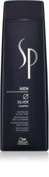 Wella Professionals SP Men Shampoo For Grey Hair