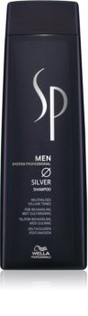 Wella Professionals SP Men shampoo per capelli grigi