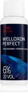 Wella Professionals Welloxon Perfect emulsie activatoare 6% 20 vol. pentru toate tipurile de par
