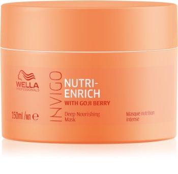 Wella Professionals Invigo Nutri - Enrich дълбоко подхранваща маска За коса