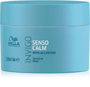 Wella Professionals Invigo Senso Calm maschera per capelli per cuoi capelluti sensibili