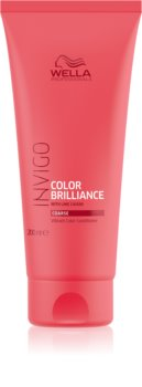 Wella Professionals Invigo Color Brilliance balsamo per capelli folti e tinti