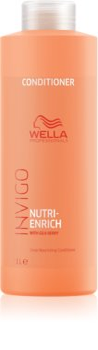 Wella Professionals Invigo Nutri - Enrich globinsko hranilni balzam
