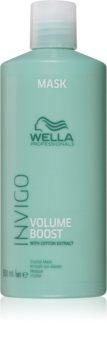 Wella Professionals Invigo Volume Boost maska za lase za volumen