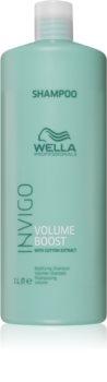 Wella Professionals Invigo Volume Boost šampón pre objem