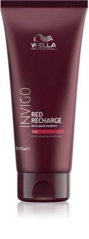 Wella Professionals Invigo Red Recharge kondicionér pro oživení červených odstínů vlasů