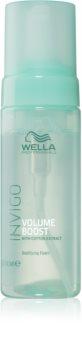 Wella Professionals Invigo Volume Boost Volumising Mousse