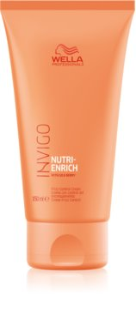 Wella Professionals Invigo Nutri - Enrich bezoplachový krém pre uhladenie a výživu suchých a nepoddajných vlasov