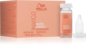Wella Professionals Invigo Nutri - Enrich globinsko hranilni in vlažilni serum  za lase