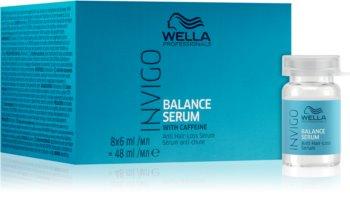 Wella Professionals Invigo Balance Serum siero contro il diradamento e la caduta dei capelli