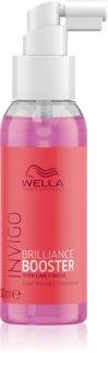 Wella Professionals Invigo Brilliance Booster Konzentrat für eine leuchtendere Haarfarbe