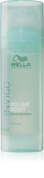 Wella Professionals Invigo Volume Boost maschera per capelli volumizzante