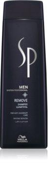 Wella Professionals SP Men Shampoo  tegen Roos