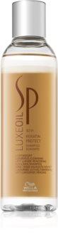 Wella Professionals SP Luxeoil Keratin Protect Shampoo