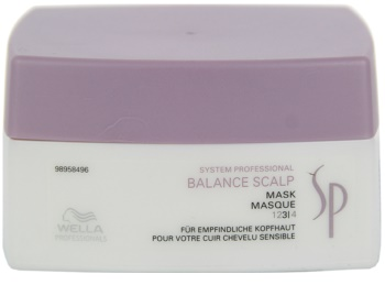 Wella Professionals SP Balance Scalp maska za občutljivo lasišče