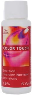 Wella Professionals Color Touch aktivačná emulzia 1,9 % 6 vol.