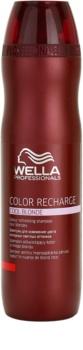 Wella Professionals Color Recharge lila sampon a szőke hideg árnyalataiért